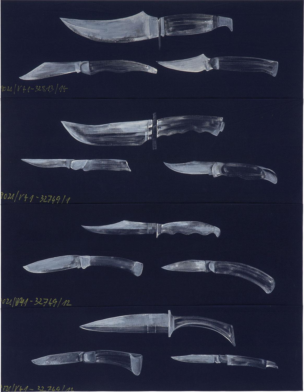 Jasmin Schmidt Keine Messer wo viele Menschen sind
